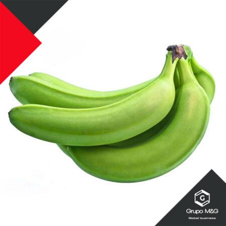 Plátano Verde 5 Unidades