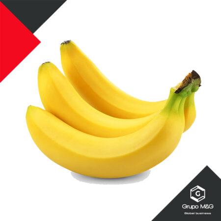 Plátano Seda o Banano 10 Unidades