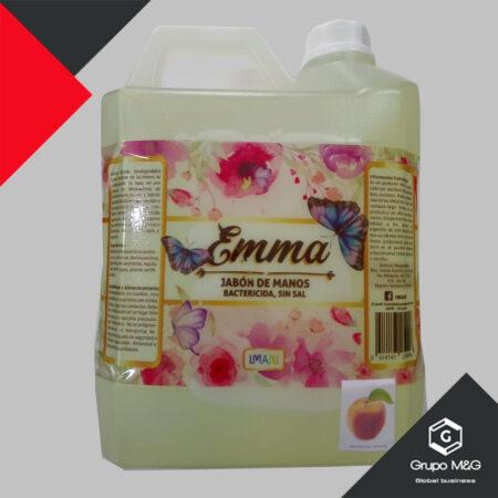 Jabón de Tocador Emma sin sal Galón