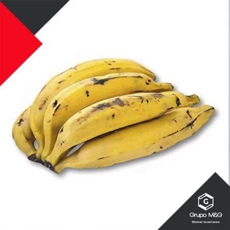 Plátano Maduro 4 Unidades