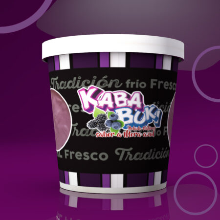 Kababuki helado Blueberry 1 Litro
