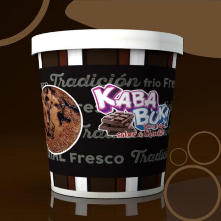Kababuki Helado Chocolate 1 Litro