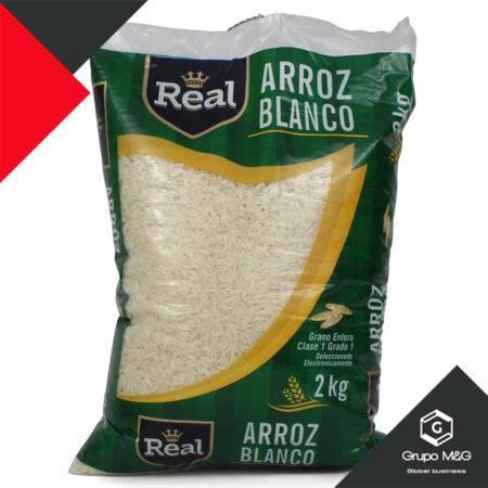 Arroz Real Blanco 2 Kilos