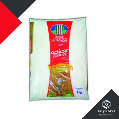 Azúcar Blanca La Troncal 2 Kilos