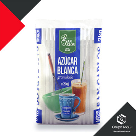 Azúcar Blanca San Carlos Kilo