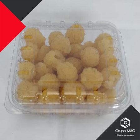 Frambuesas Orberry Amarillas Pres. 125gr – 250gr – 500gr