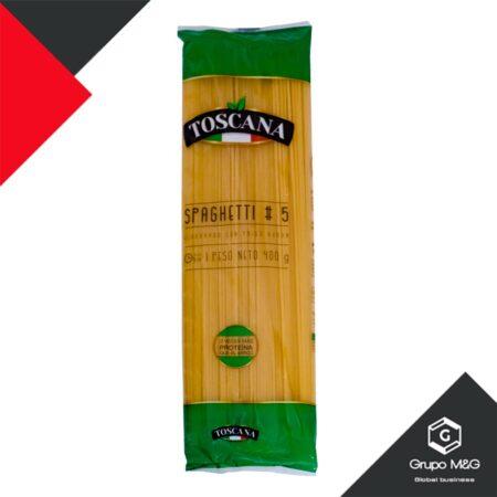 Spaguetti Toscana #5 400 Gr